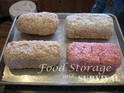 Make Your Own Homemade Survival Bars!  Food Storage and Survival
