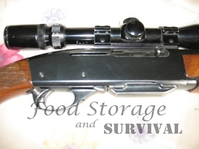 Basic firearms--Long gun actions for beginners!  Food Storage and Survival