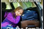 14 Non-Electronic Ways to Keep the Kids Entertained on the Family Road Trip