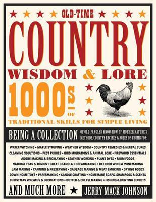 Book Review: Old-Time Country Wisdom and Lore