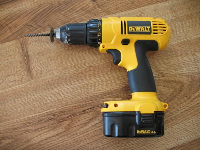 passion electric drill