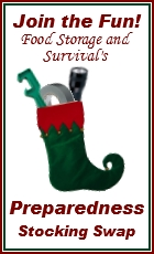 The 2011 Preparedness Stocking Stuffer Swap is Here!
