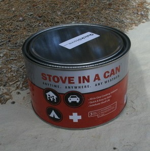 Product Review: Stove in a Can