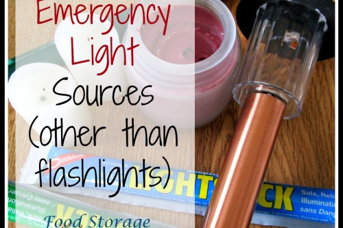 Nine Great Emergency Light Sources Other Than Flashlights
