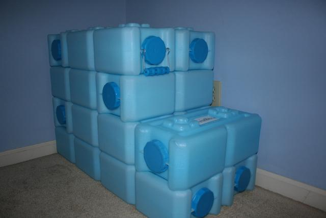 Pros & Pros and Cons of Popular Water Storage Containers