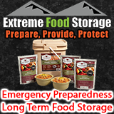Extreme Food Storage