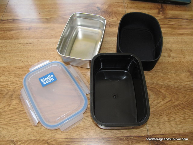 Kindle Cook Kit Flameless Cooker Review