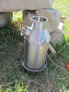 Kelly Kettle Trekker Stove