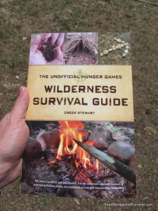 Unofficial Hunger Games Wilderness Survival Guide Review