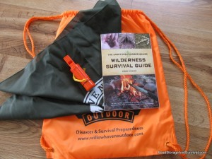 Unofficial Hunger Games Wilderness Survival Guide