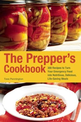 Book Review: The Prepper's Cookbook