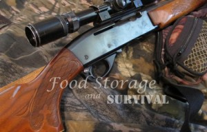 How to Survive if Injured During a Hunt--Food Storage and Survival