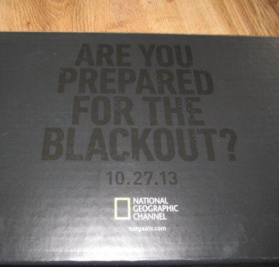 Preview of American Blackout on the National Geographic Channel 10/27/13