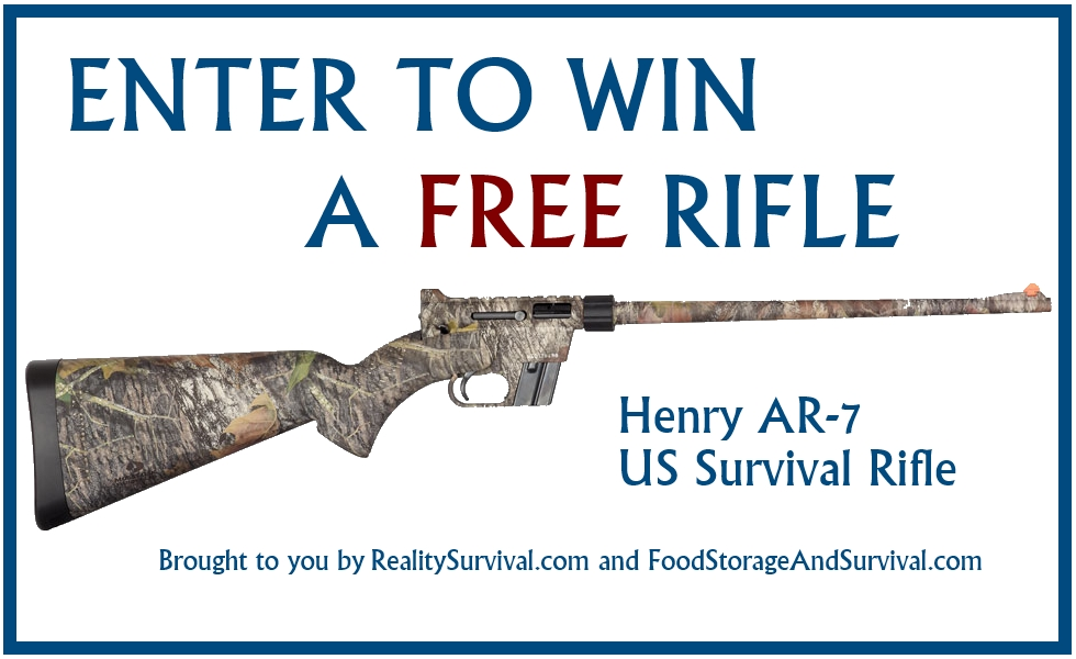 Henry US Survival Rifle Giveaway