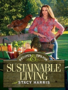 Recipes and Tips for Sustainable Living review--Food Storage and Survival