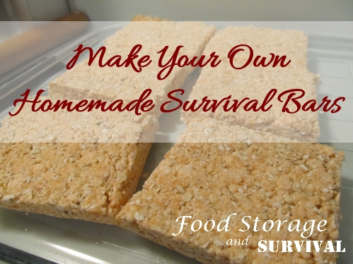 Make Your Own Emergency Food Kits