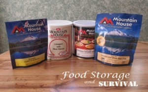 Mountain House Moveable Feast Giveaway!  Ends 12/16/13  Food Storage and Survival