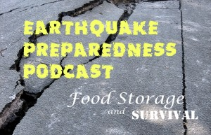 earthquake podcast image
