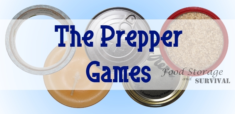 The Prepper Games