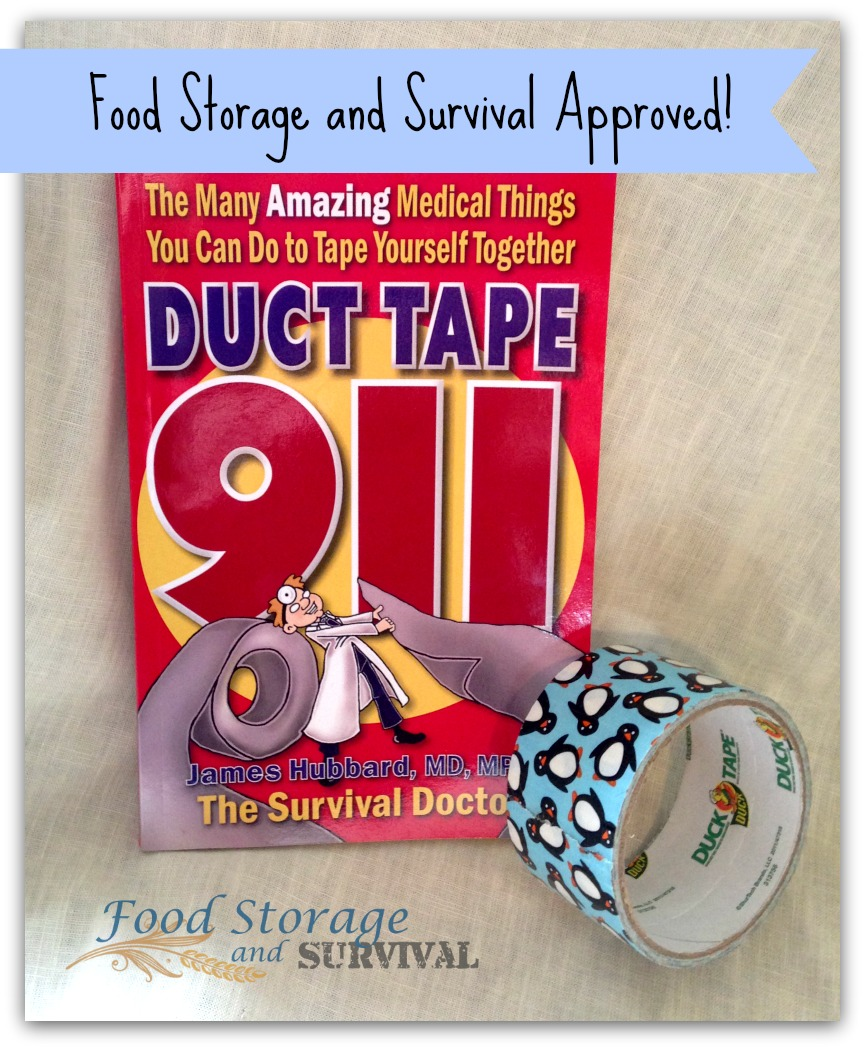 Got Duct Tape? Here's a Book For You! Duct Tape 911