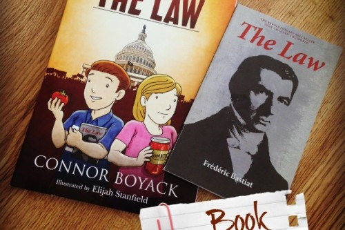 The Tuttle Twins Learn About the Law: Book Review