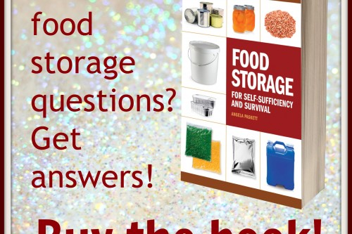 It's Here! Introducing Food Storage for Self Sufficiency and Survival
