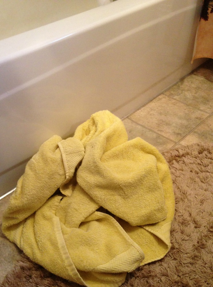 The Best Method Get Smell Out Towels Because Actually Works