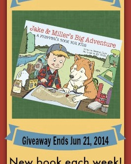 Survival Book Bonanza Giveaway week 3: Jake and Miller's Big Adventure