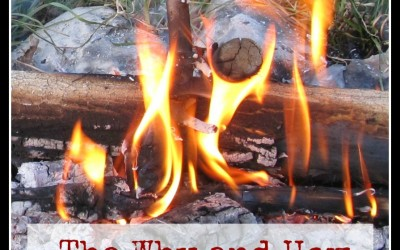 Food Storage and Survival Radio Episode 76: Fire Starting 101