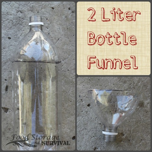 Top 10 Prepper Uses for 2 Liter Soda Bottles!  Awesome!
