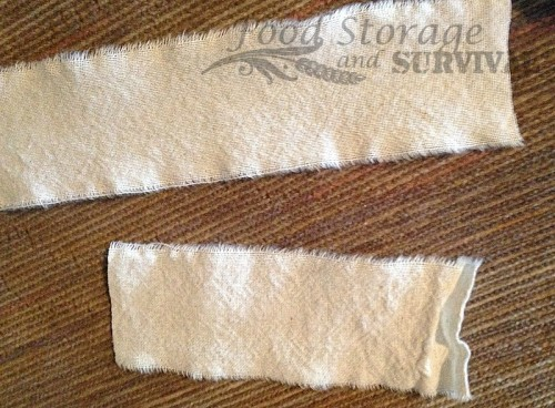 Make Your Own Super Simple Wallet Sized Fire Starters!  from http://foodstorageandsurvival.com