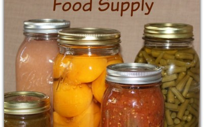 How to Build a 30 Day Emergency Food Supply