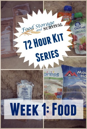 Putting together an emergency kit? Check out these food options!