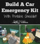Build a Car Emergency Kit with Printable Checklist