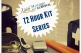 72 Hour Kit Series: Welcome and Personalize Your Kit