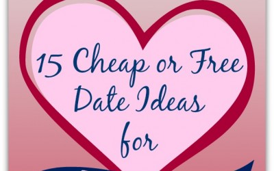 Prepper Dating: 15 Cheap or Free Date Ideas with a Preparedness Twist