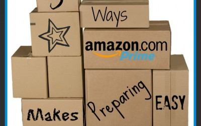 Five Ways Amazon Prime Makes Preparing Easy