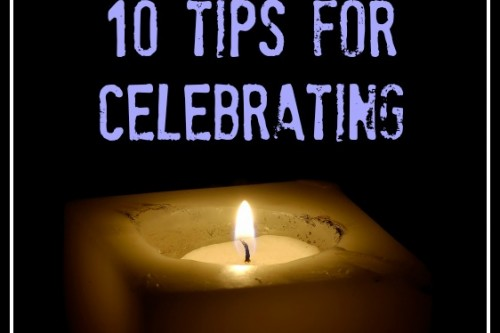 "Keeping the ""Special"" in Special Occasions: 10 Tips for Celebrating During Hard Times"