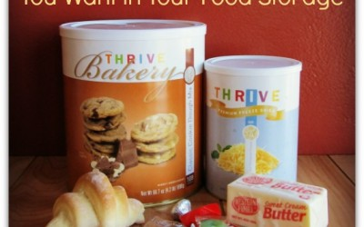 12 Favorite Comfort Foods You Want in Your Food Storage PLUS How to Store Them