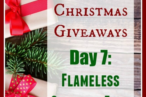 12 Days of Christmas Giveaways–Day 7: HydroHeat Flameless Cooker Kit from Emergency Essentials