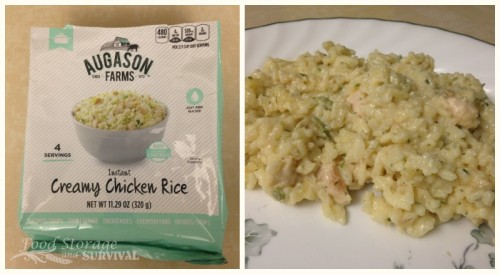 Augason Farms 1 Week Pantry Pack Review