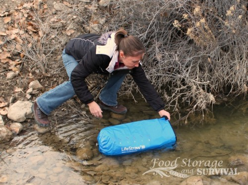 LifeStraw Mission water filter review! This thing rocks!
