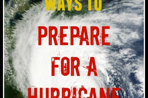 Preparing for a Hurricane: 15 Last Minute Ways to Get Ready