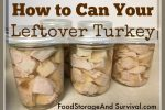 How to Can Your Leftover Turkey
