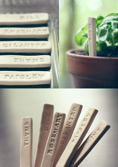 Merveilleux 21 Easy Cute DIY Garden Markers! Keep Track Of What You Planted In Style.