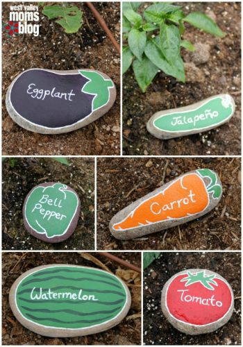 21 Easy Cute DIY Garden Markers! Keep track of what you planted in style.