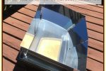 Solavore Sport TR-86 Reflector Review: Baking a Cake in a Solar Oven